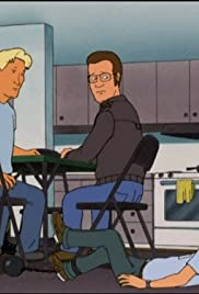 Patch Boomhauer Poster