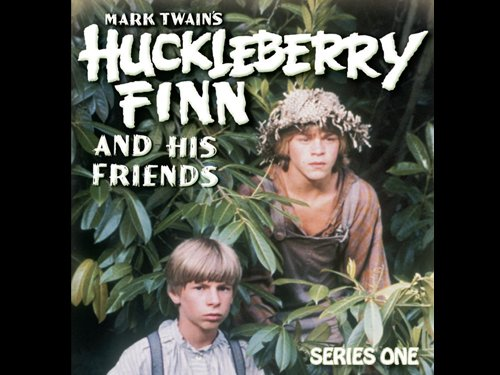 Image result for huckleberry finn and his friends