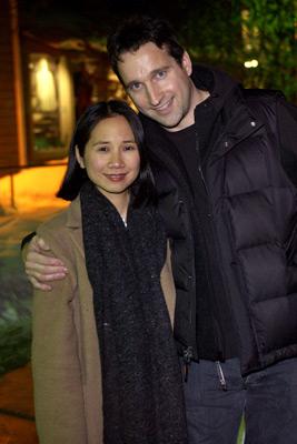 Chris Kentis and Laura Lau at Open Water (2003)
