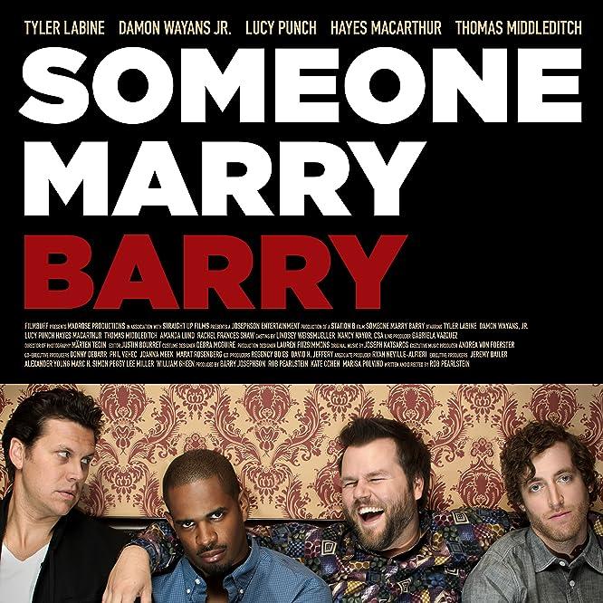 Alguien Marry Barry (2014)
