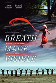 Breath Made Visible: Anna Halprin Poster