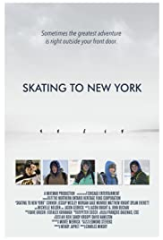 Skating to New York 2013 Poster