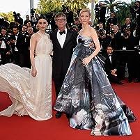 Cate Blanchett, Todd Haynes, and Rooney Mara at Carol (2015)