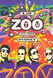 U2: Zoo TV Live from Sydney Poster