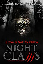 Night Claws (2012) Poster - Movie Forum, Cast, Reviews