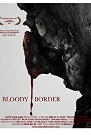 Bloody Border Poster