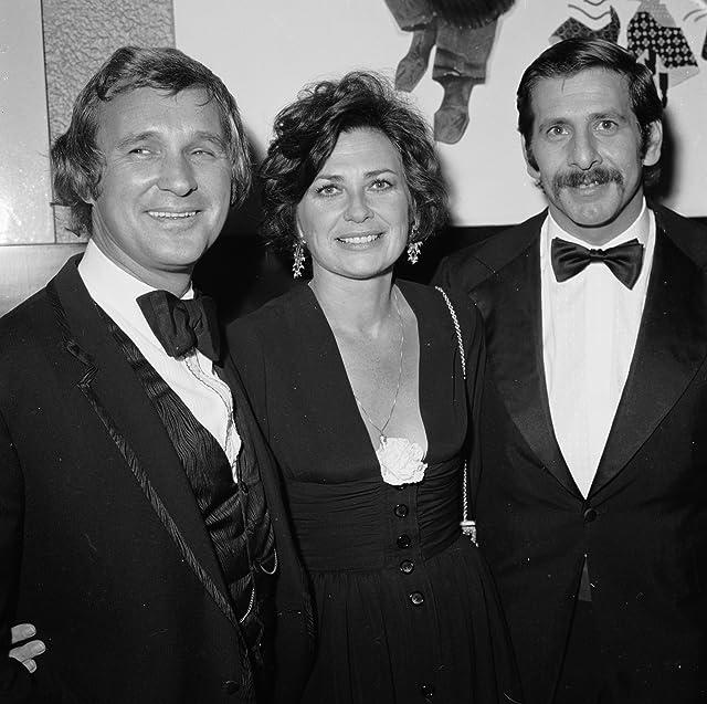 Norma Crane, Norman Jewison, and Haim Topol