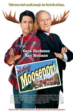 Poster Willkommen in Mooseport