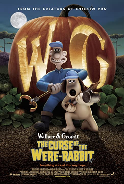 The Curse of the Were-Rabbit (2005)