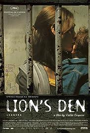 Lion's Den Poster