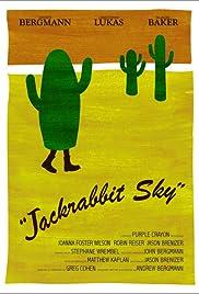 Jackrabbit Sky Poster