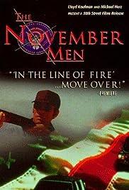 The November Men Poster