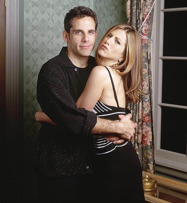 Jennifer Aniston and Ben Stiller in Friends (1994)