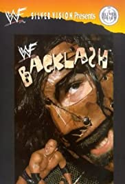 WWF Backlash Poster