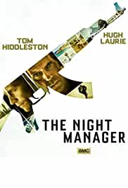 The Night Manager tv poster