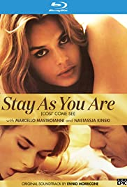 Stay as You Are Poster