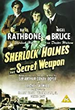 Primary image for Sherlock Holmes and the Secret Weapon