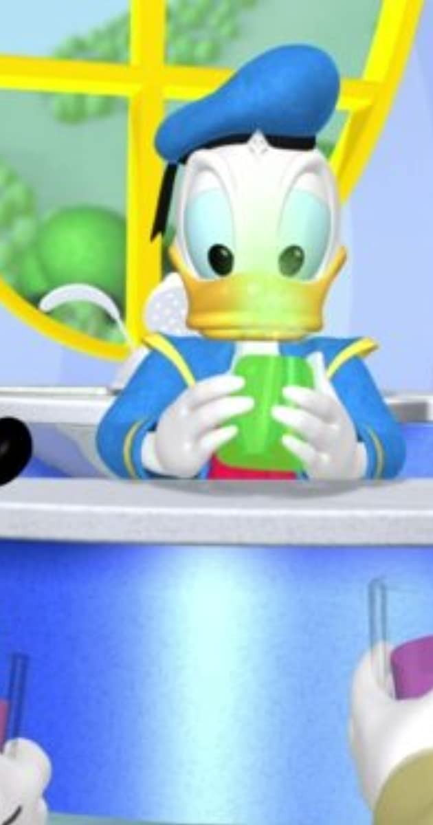 Mickey Mouse Clubhouse Donald The Frog Prince TV Episode 2006