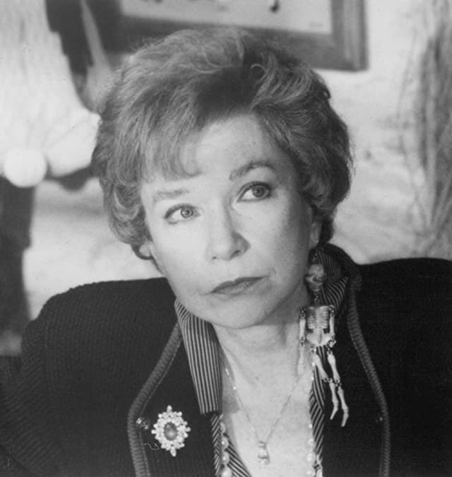 Shirley MacLaine in Steel Magnolias (1989)