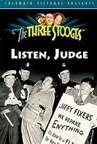 Image of Listen, Judge