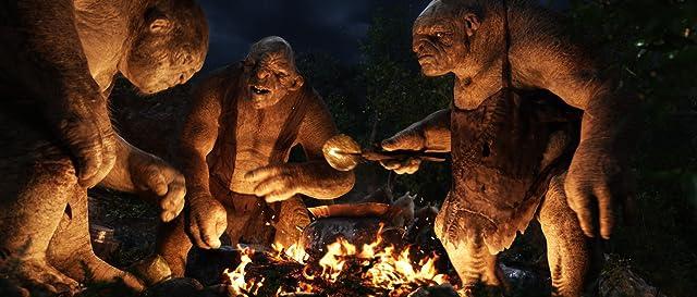 Mark Hadlow, Peter Hambleton, and William Kircher in The Hobbit: An Unexpected Journey (2012)