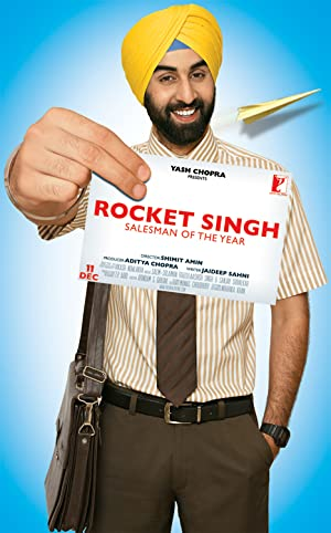 Rocket Singh Salesman of the Year (2009) Bluray