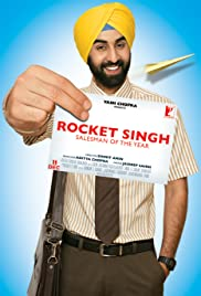 Rocket Singh: Salesman of the Year  Poster