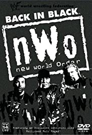 WWE Back in Black: NWO New World Order (2002) Poster - Movie Forum, Cast, Reviews