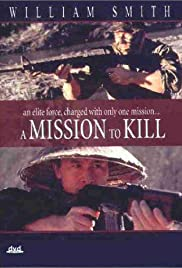 A Mission to Kill Poster
