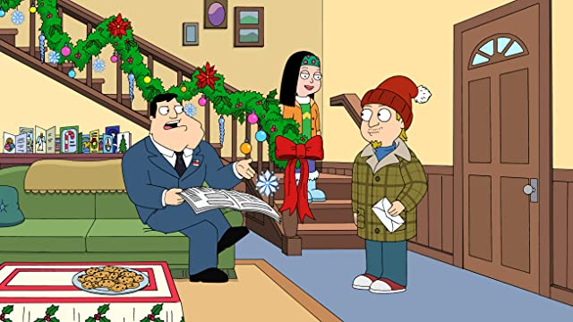 Jeff Still in American Dad!: For Whom the Sleigh Bell Tolls (2010)