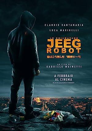 Meu Nome é Jeeg Robot Dublado HD 720p