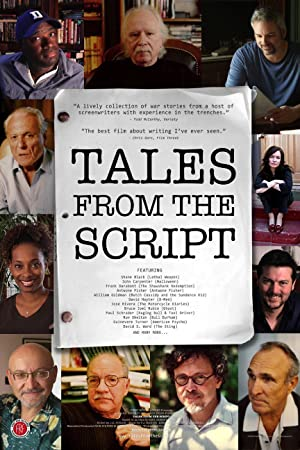 Tales from the Script poster