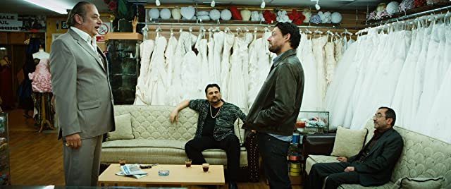 Zlatko Buric and Richard Coyle in Pusher (2012)