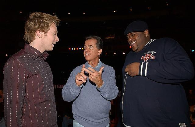 Dick Clark, Ruben Studdard, and Clay Aiken