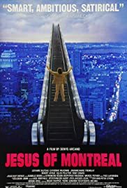 Jesus of Montreal (1989) Poster - Movie Forum, Cast, Reviews