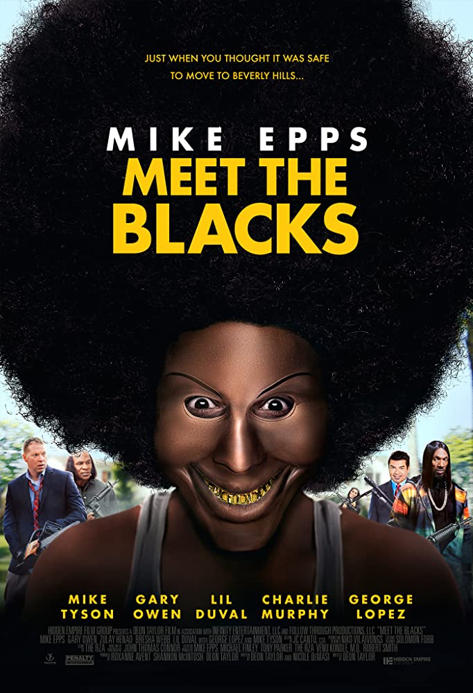 Meet the Blacks 1080p |1Link Mega Español Latino