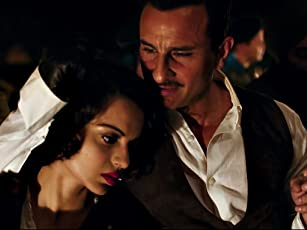 Saif Ali Khan and Kangana Ranaut in Rangoon (2017)