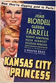 Kansas City Princess Poster