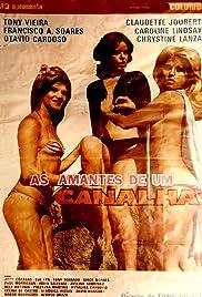 As Amantes de Um Canalha Poster