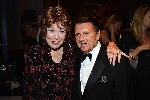 Shirley MacLaine and Jack Gilardi