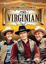 The Virginian - Season 1 poster