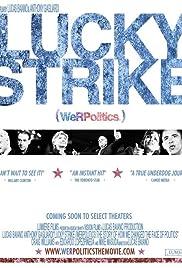 Lucky Strike Poster