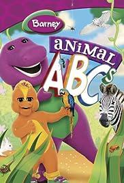 Barney's Animal ABCs Poster