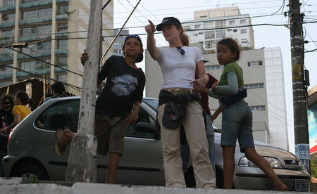 Kátia Lund in All the Invisible Children (2005)