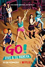 Go! Live Your Way poster