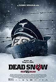 Død snø 2 Affiche du film