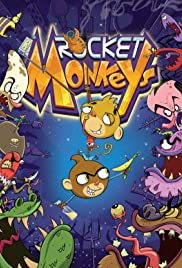 Rocket Monkeys Poster - TV Show Forum, Cast, Reviews