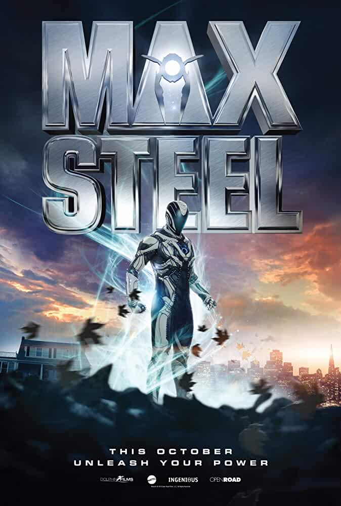 Max Steel 2016 Hindi Dual Audio 480p BluRay full movie watch online freee download at movies365.ws