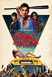 Freak Of Nature [BRRip] [Latino] [1 Link] [MEGA]