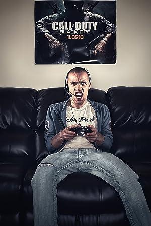 The Online Gamer film Poster